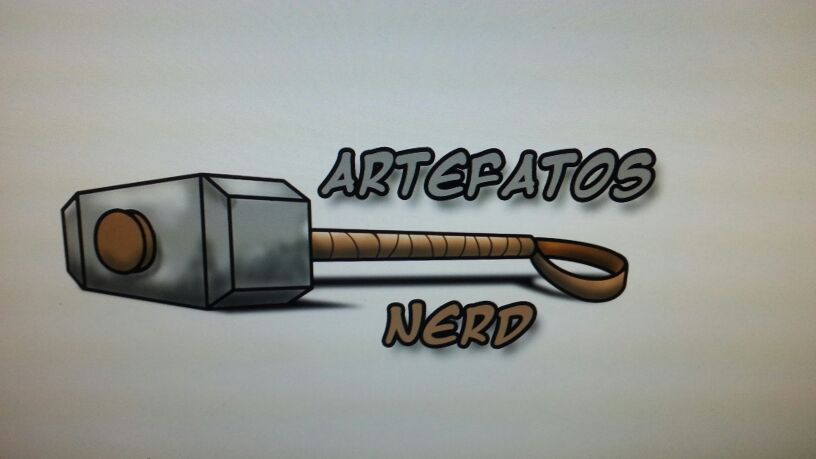 ARTEFATOS NERD
