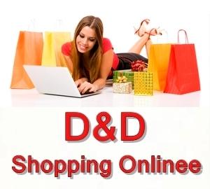 D&D Shopping Onlinee