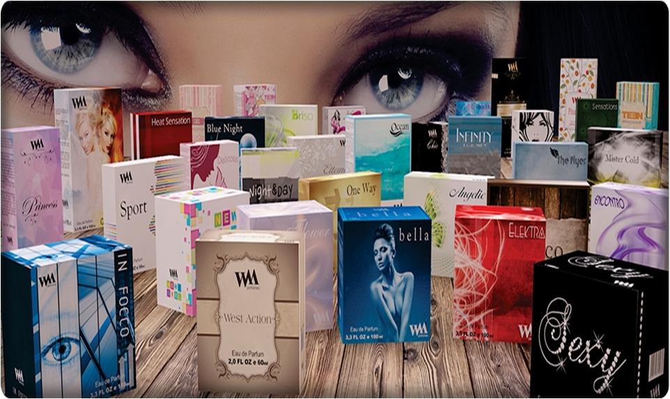 Wm Perfumes e Cosmeticos