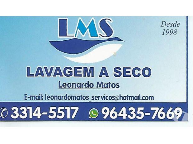 LMS Lavagem a Seco
