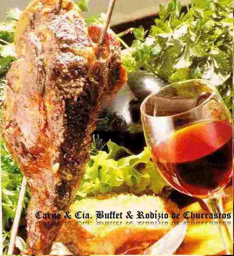 Carne & Cia. Buffet & Rodízio de Churrascos