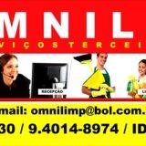 omnilimp serviços