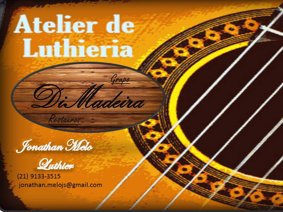 Jonathan Melo Luthier