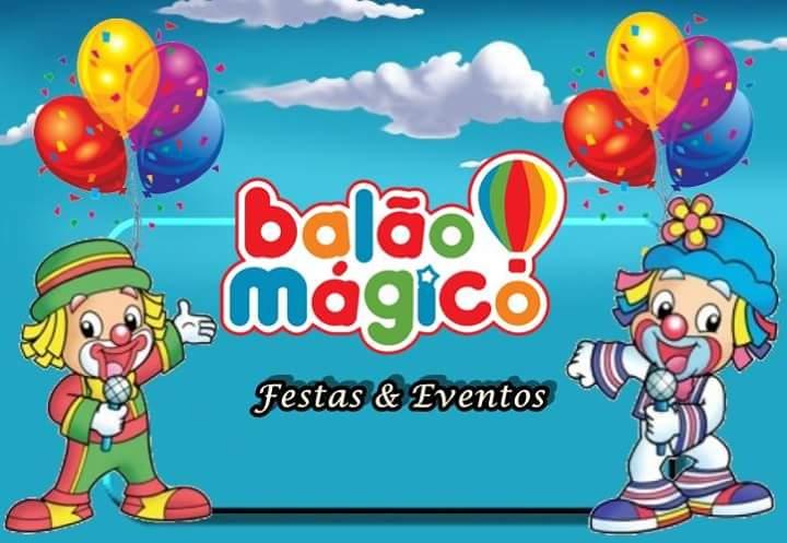 Balão Mágico Festas e Eventos