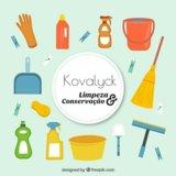 Kovalyck Limpeza e terceirização