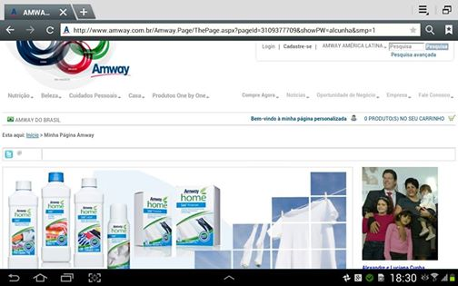 amway/solmanolo