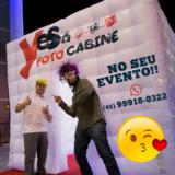 Yes FotoCabine - Cabine fotográfica e Totem para seu evento - Toledo/PR