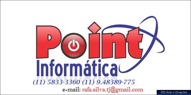 Point Informática Tecnologia