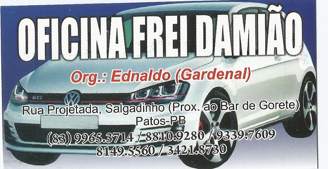 Oficina Frei Damião