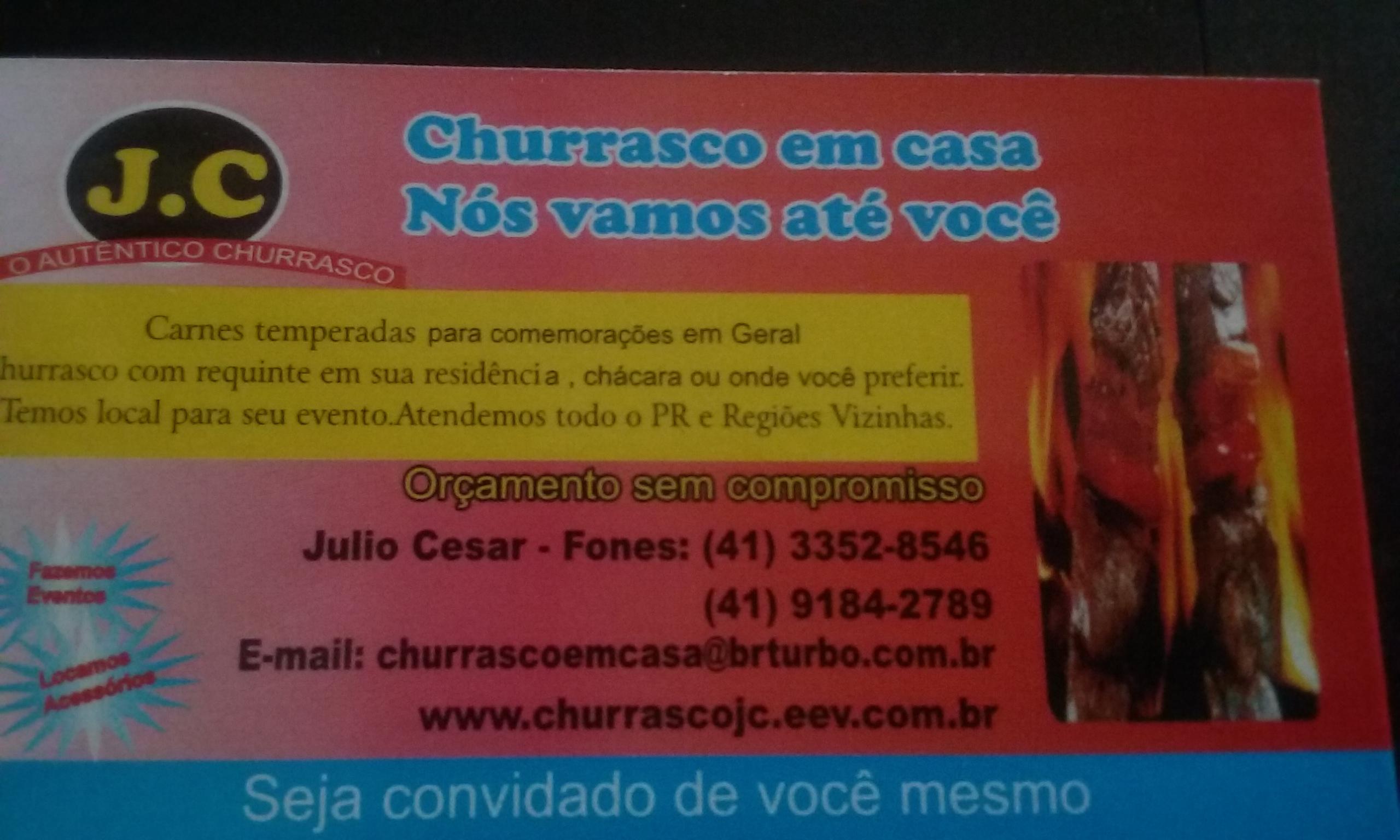 JC, Churrasco